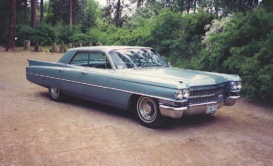 1963 Cadillac For Sale - Libby, Montana
